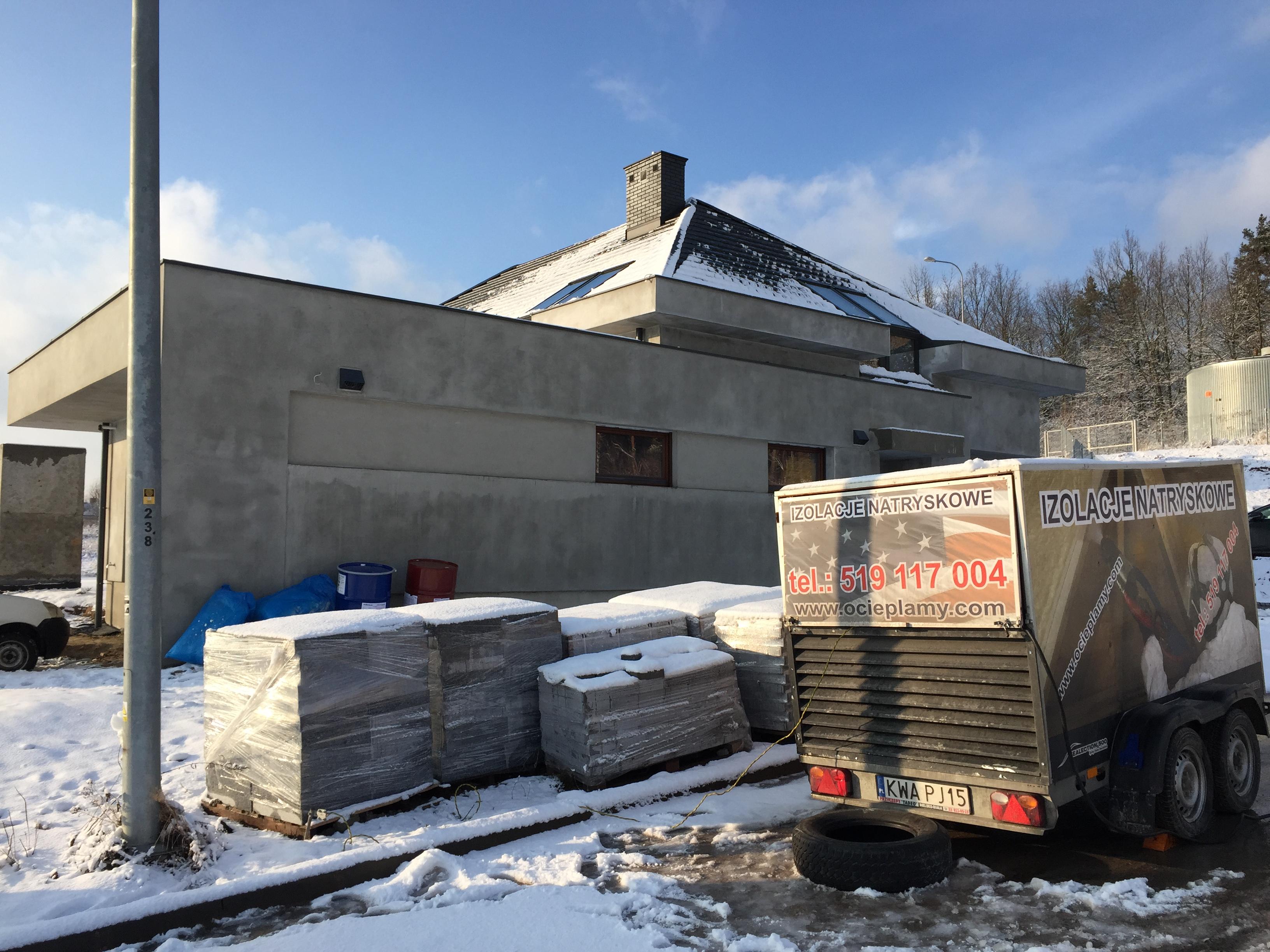 Ochrona cieplna budynku